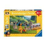 Ravensburger Yakari et ses amis - Lot de 2 puzzles de 24 pièces