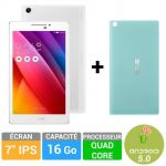 """Asus ZenPad Z370C - Tablette tactile 7"""" 16 Go sous Android 5.0"""