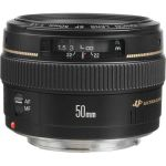 Canon 2515A012 - Objectif - 50 mm - f/1.4 USM