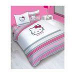 Hello Kitty Sarah - Housse de couette et taies (200 x 240 cm)