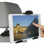 ConnectLand SUP-HC88C - Support de tablette pour appui-tête de voiture