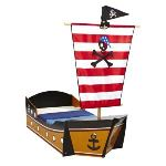 Worlds Apart 864248 - Lit enfant Pirate 70 x 140 cm