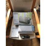 Sony ICF-704L - Radio portable design rétro