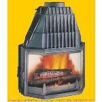 Godin 660109 - Insert à bois double face 17 kw