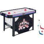 CDTS Table multi jeux : baby foot et air hockey