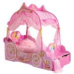 Worlds Apart Lit carrosse Disney Princesses (70 x 140 cm)