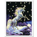 Ravensburger Peinture au numéro : Licorne au clair de lune