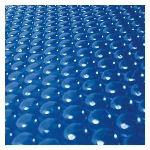Sunbay 621110 - Bâche d'été à bulles 400 microns pour piscine ronde hors sol en bois Ø 4,73 m