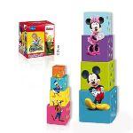 Diset Cubes à empiler Mickey Club House