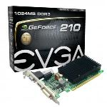 Evga 01G-P3-1313-KR - Carte graphique GeForce 210 1 Go DDR3 PCI-E 2.0