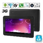 """Yonis Y-tt4g4 - Tablette tactile 7"""" 3G sous Android 4 (4 Go interne)"""