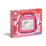 Clementoni Ma petite ardoise magique Hello Kitty