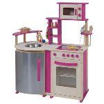Howa 4813 - Cuisine en bois pour enfant
