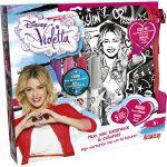 Lansay Mon sac lumineux à colorier Violetta