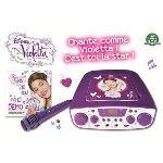 Giochi Preziosi 5183 - V Karaoké Violetta