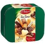 Delacre Assortiment de gâteaux Tea Time (Boîte métal 1 kg)