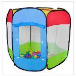 Knorrtoys Tente de jeux avec 100 balles colorées