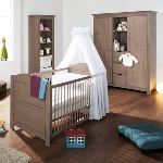 Pinolino 101651BG - Chambre complète bébé Jelka