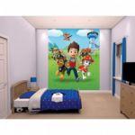 Room Studio Fresque murale décorative Pat' Patrouille (2,45 x 2 m)