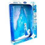 Lansay 10193 - Applique Elsa La Reine des Neiges en lumière