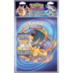 Asmodée Cartes Pokemon portfolio + Booster de 10 cartes XY Evolutions