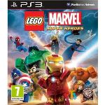 LEGO Marvel Super Heroes sur PS3