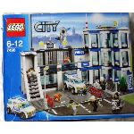 Lego 7498 - City : Le commissariat de police