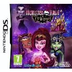 Monster High : 13 souhaits sur NDS