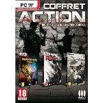 Coffret Action : Wanted Corp. + Afterfall : Insanity + Global Ops sur PC
