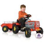 Injusa Tracteur électrique Basic