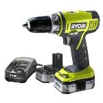 Ryobi LCD14022 - Perceuse visseuse Lithium-Ion 14,4V + 2 Batteries