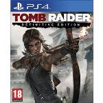 Tomb Raider : Definitive Edition sur PS4