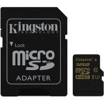 Kingston SDCG/32GB - Carte microSD 32Go Gold Class 3 avec adaptateur SD