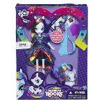Hasbro My Little Pony Equestria Girls et son poney (modèle aléatoire)