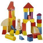 Haba Blocs de construction Clown (41 pièces)