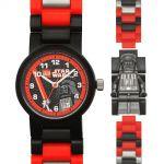 Lego 8020417 - Montre pour enfant Star Wars Clone Wars Darth Vader Link