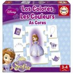 Educa J'apprends les couleurs : Princesse Sofia