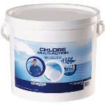 EDG 200030 - Seau de traitement chlore multi-actions - 5 kg