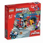 Lego 10687 - Juniors : La cachette de Spiderman