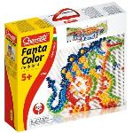 Quercetti Jeu de mosaïques - Fantacolor Modular 4 (600 clous)