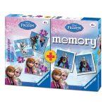 Ravensburger Coffret : 3 puzzles + memory La Reine des neiges Disney