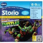 Vtech Jeu tablette Storio 2 et générations suivantes : Turtles, les Tortues Ninja