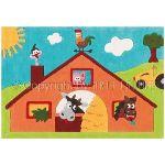 Arte Espina Tapis pour enfants Kids Line 2 en acrylique (110 x 160 cm)