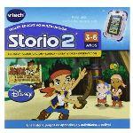 Vtech Jeu tablette Storio 2 : Jake et les pirates (version espagnol)