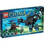 Lego 70008 - Legends of Chima : L'ultra robot de Gorzan