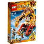 Lego 70144 - Legends of Chima : Le tank Lion de feu