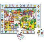Vilac 2514 - Valise de 2 puzzles Oui Oui