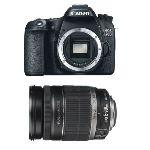 Canon EOS 70D (avec objectif 18-200mm)