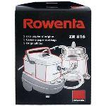 Rowenta ZR 816 - 5 sacs papier d'origine pour les aspirateurs Wet & Dry, Collecto et RU 635