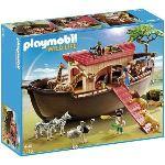 Playmobil 5276 Wild Life - Arche de Noé avec animaux de la savane